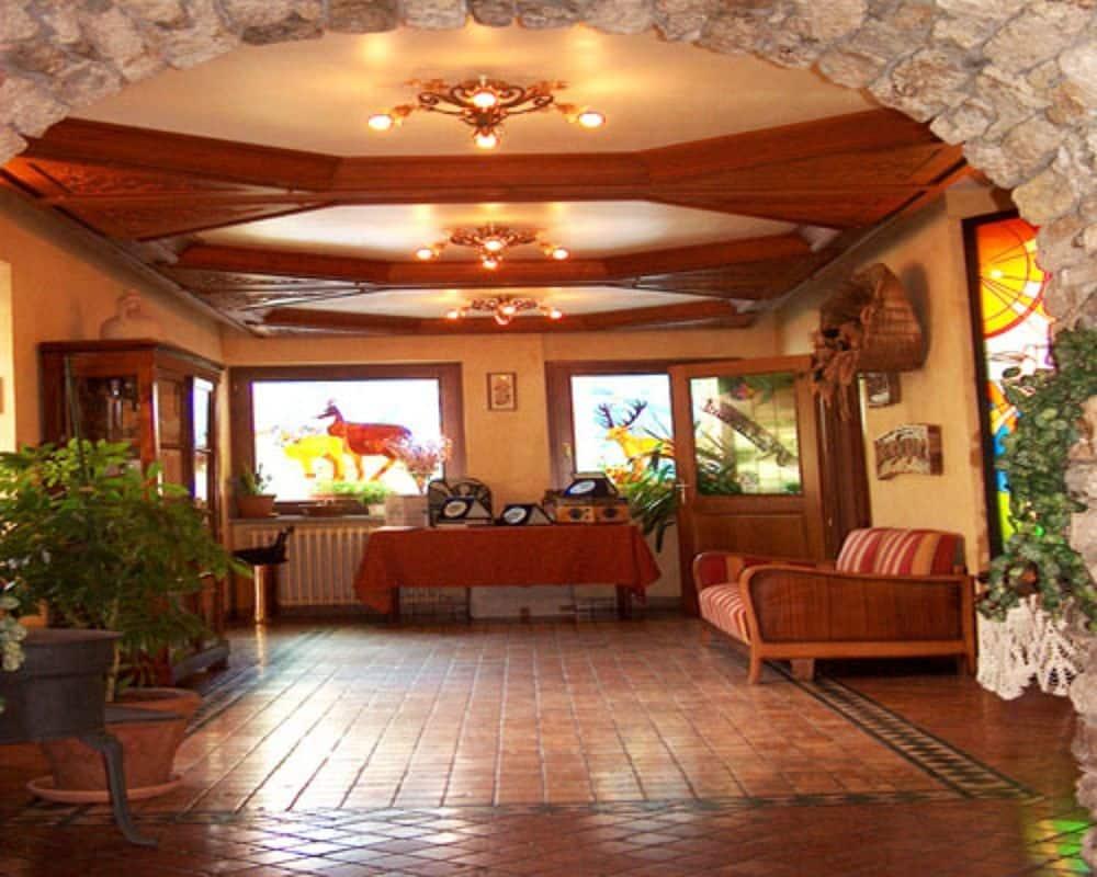 Benvenuti all'Hotel Beau Sejour di Etroubles